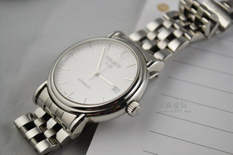 瑞士天梭卡森手表