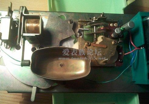 初中物理电铃接线图
