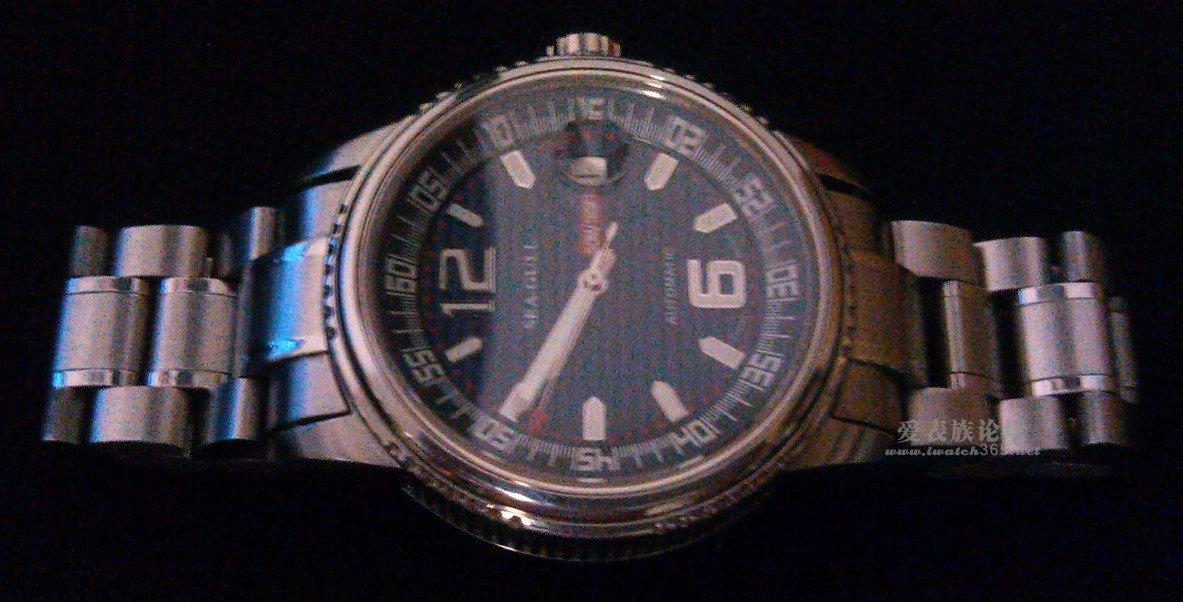 爱表族图库--求海鸥m306s的钢表带!暂时用的20mm的