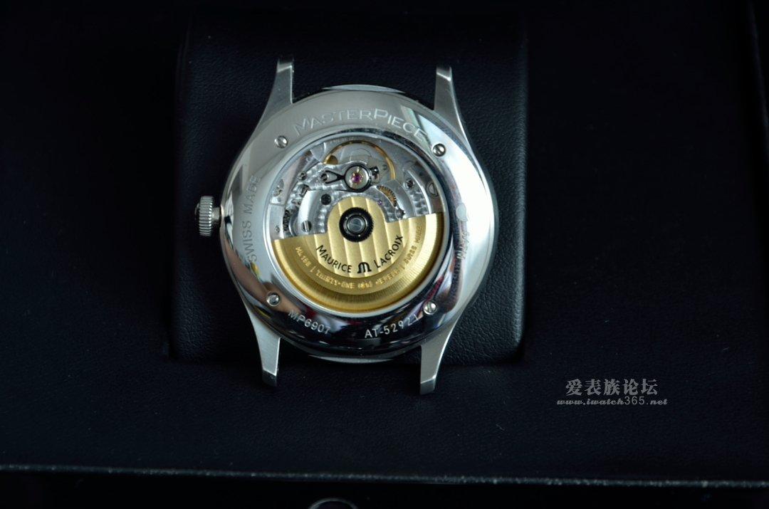 美度皮带手表戴法图解