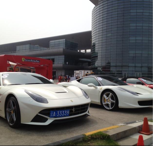 上海法拉利赛道日嘉年华活动归来完整记录