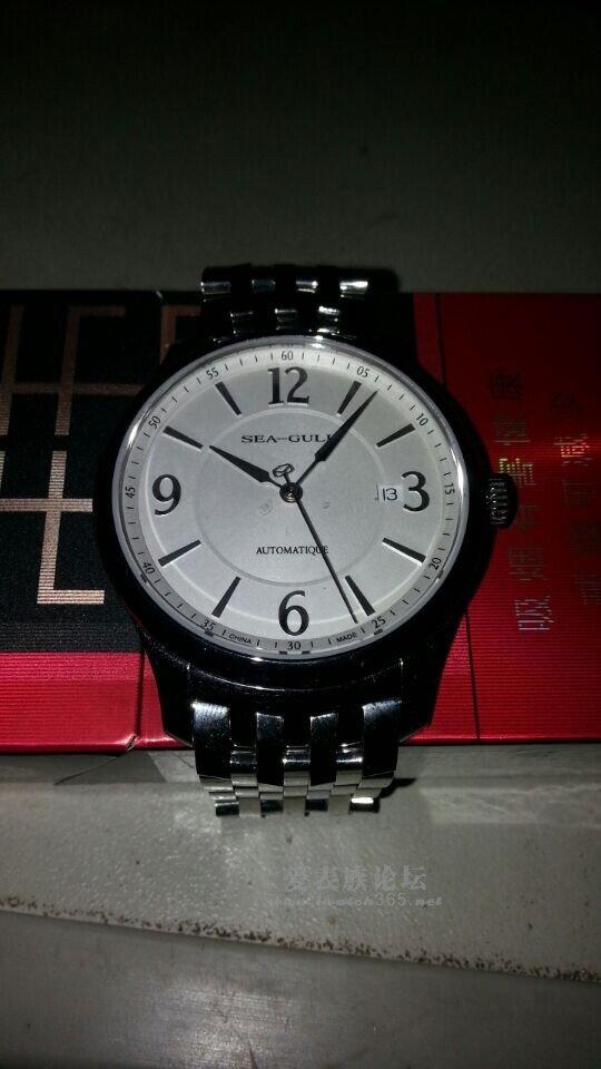 重庆观音桥周大福有卖海鸥手表,朗晴广场,中国国产表