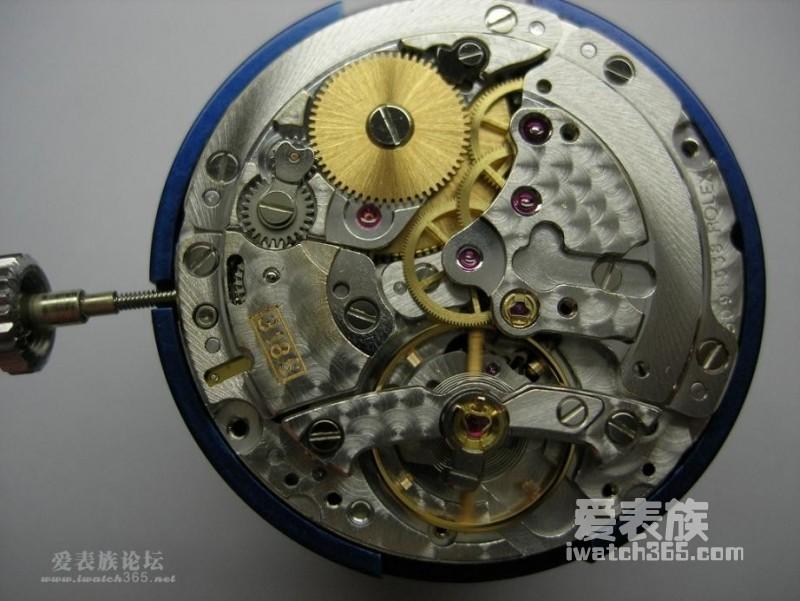 手表防水结构图