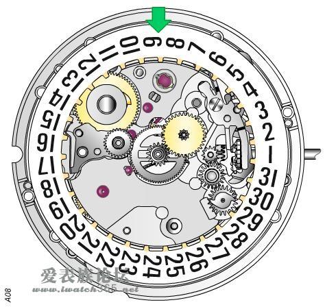 【原创】解剖eta2892a2机芯,彩图连载.