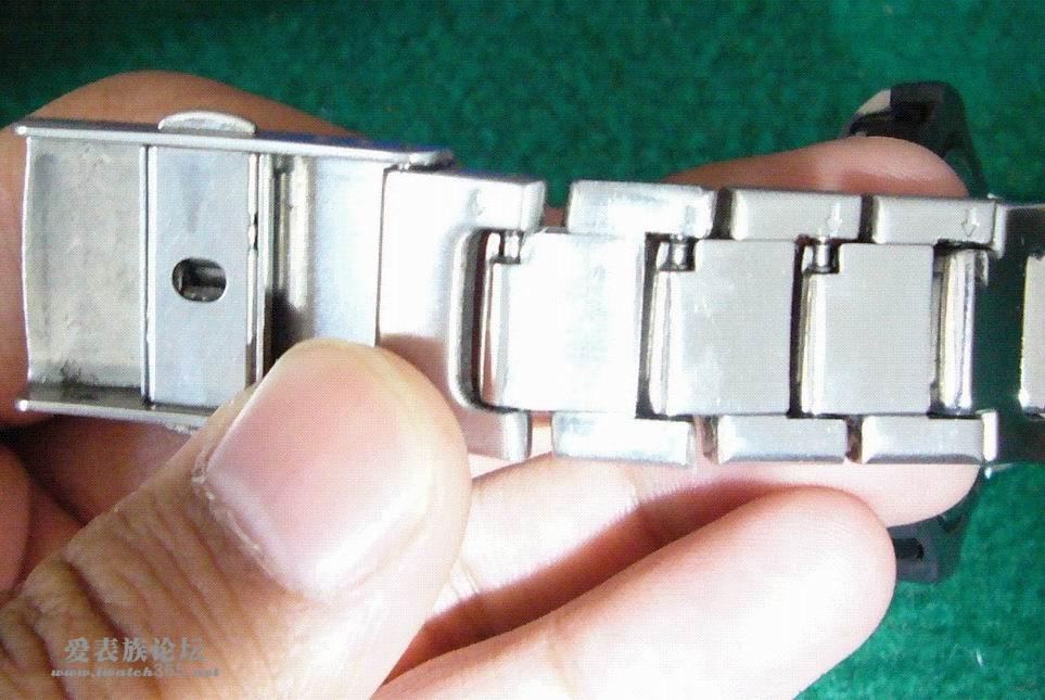 自制生耳批拆表带