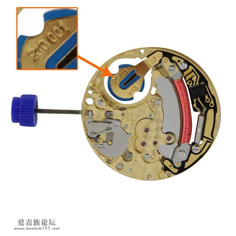 手表调时间的轴怎么卸图解