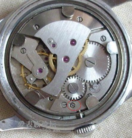 手表螺丝怎么拆图解