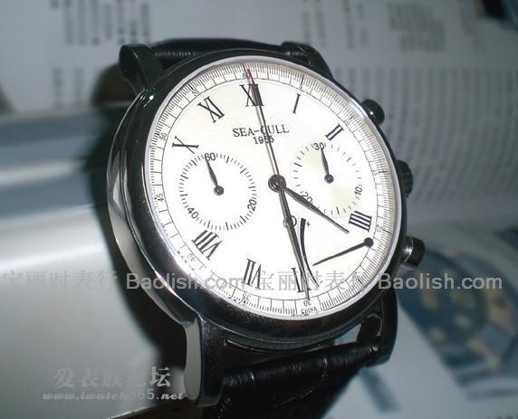 【激情讨论贴】海鸥手表,海鸥表/机械码表m200s 请问我这块3600大洋值