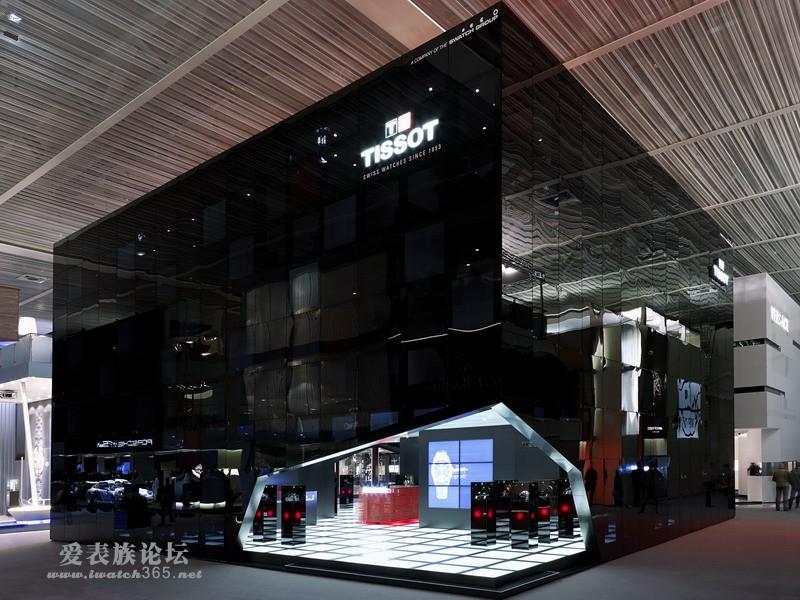 巴塞尔展厅全新亮相 在今年全球最大的钟表珠宝展