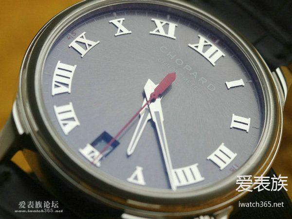 萧邦经典表款之萧邦L.U.C系列168527-3001腕表