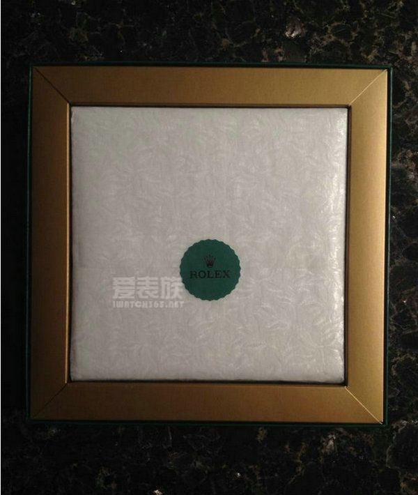 Rolex Replica: Box