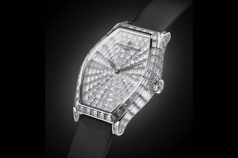 malte马耳他系列全新宝石镶嵌女士腕表