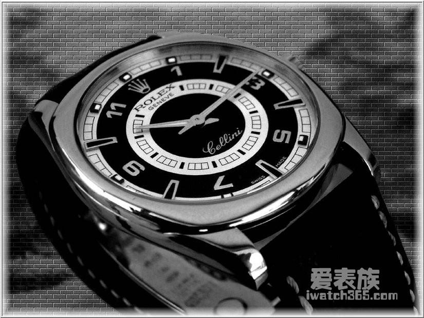 劳力士切利尼系列4243_9黑色