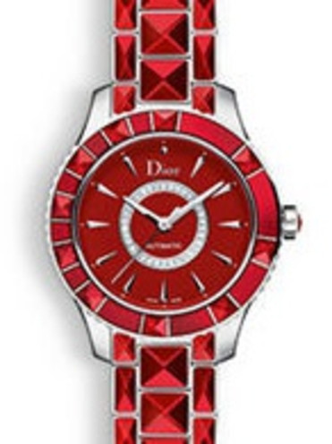 迪奥Dior-Christal-38mm-Chronograph腕表