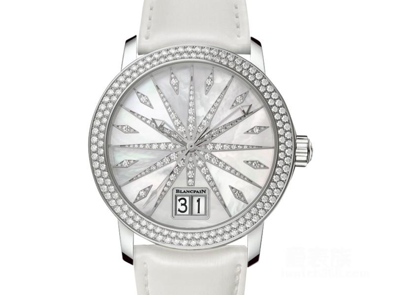 宝珀女士腕表系列2850-3554-52B