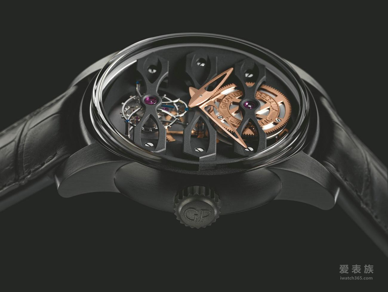 芝柏高级复杂系列腕表99270-21-0000-ba6a手表