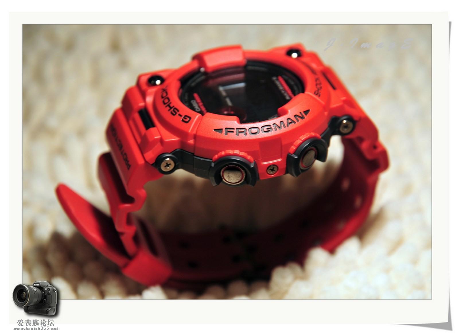 casio卡西欧g-shock系列gwf-1000rd-4jf手表图片
