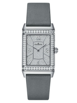 积家GRANDE REVERSO  ULTRA THIN DUETTO DUO超薄双时区女表Q3313407